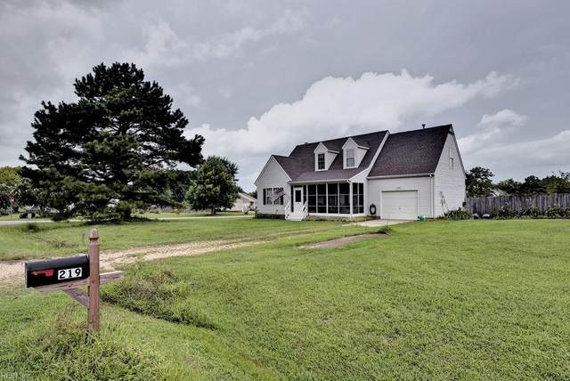 219 Loch Haven Dr, James City County, VA 23188 (MLS #10277201) :: Chantel Ray Real Estate