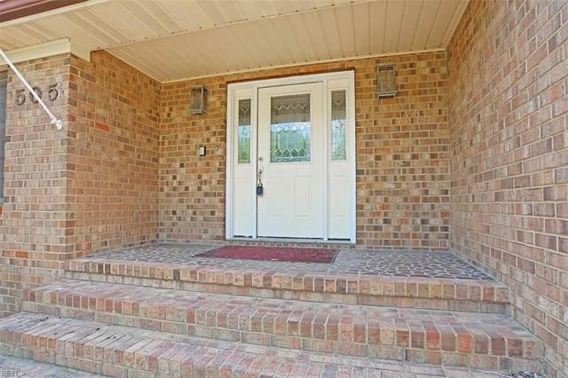 505 Brittain Ln, Hampton, VA 23669 (#10277525) :: Berkshire Hathaway HomeServices Towne Realty
