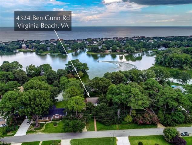 4324 Ben Gunn Rd, Virginia Beach, VA 23455 (#10277705) :: Kristie Weaver, REALTOR