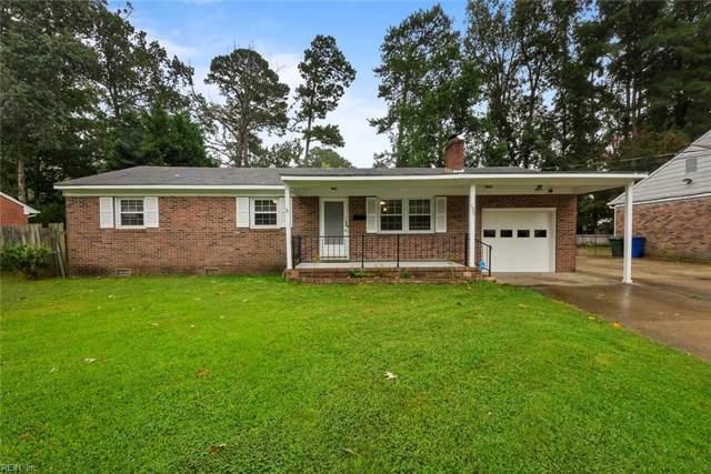 122 Gawain Dr, Newport News, VA 23602 (MLS #10277706) :: Chantel Ray Real Estate