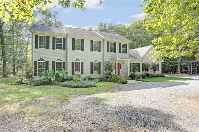 48 Lakeview Dr, Middlesex County, VA 23071 (#10277965) :: RE/MAX Alliance