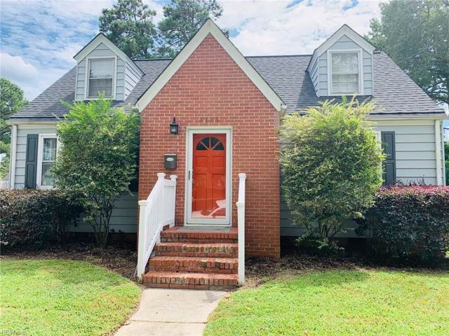 4105 Race St, Portsmouth, VA 23707 (#10278401) :: RE/MAX Alliance