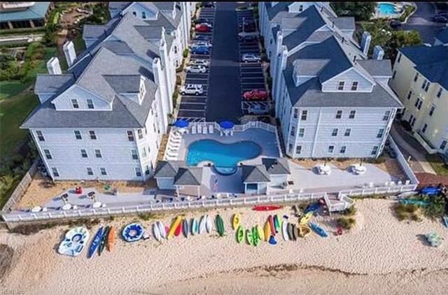 2308 Beach Haven Dr #302, Virginia Beach, VA 23451 (#10278718) :: Kristie Weaver, REALTOR