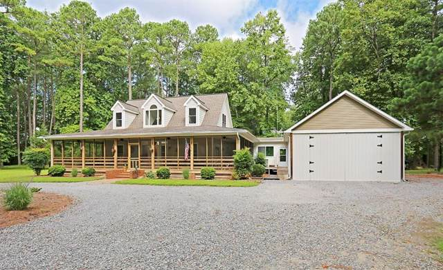 14100 Captains Point Ln, Isle of Wight County, VA 23430 (#10279217) :: Berkshire Hathaway HomeServices Towne Realty
