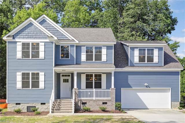 103 Bonnie Cir, York County, VA 23696 (#10279262) :: Abbitt Realty Co.