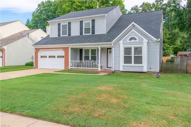 38 Timberline Dr, Hampton, VA 23666 (#10280136) :: RE/MAX Alliance