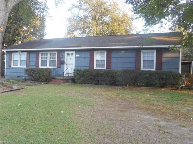 215 Robinson Dr, Newport News, VA 23601 (MLS #10280244) :: Chantel Ray Real Estate