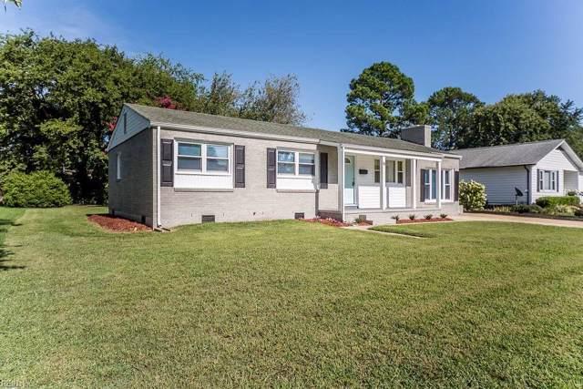 110 Bowen Dr, Hampton, VA 23666 (#10280292) :: RE/MAX Central Realty