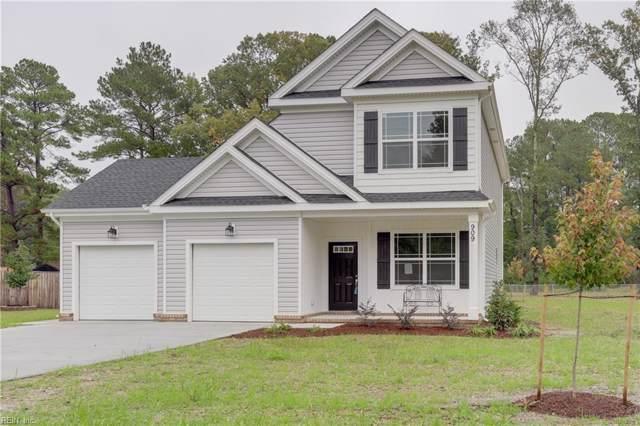 909 Washington Dr, Chesapeake, VA 23322 (MLS #10280327) :: Chantel Ray Real Estate