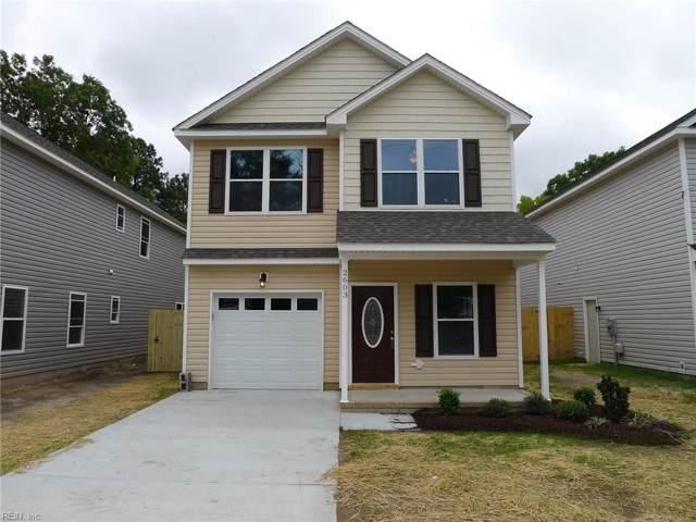2603 Smithfield Rd, Portsmouth, VA 23702 (#10280384) :: The Kris Weaver Real Estate Team