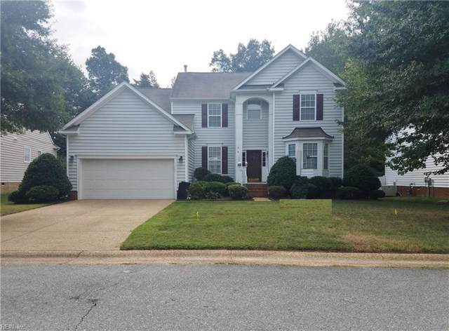 109 Corvette Dr, York County, VA 23185 (#10281156) :: The Kris Weaver Real Estate Team