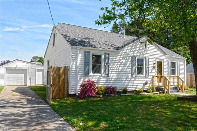 12 Byers Ave, Portsmouth, VA 23701 (#10281324) :: Berkshire Hathaway HomeServices Towne Realty