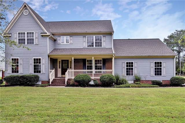 100 Vreeland Dr, York County, VA 23692 (#10281420) :: The Kris Weaver Real Estate Team