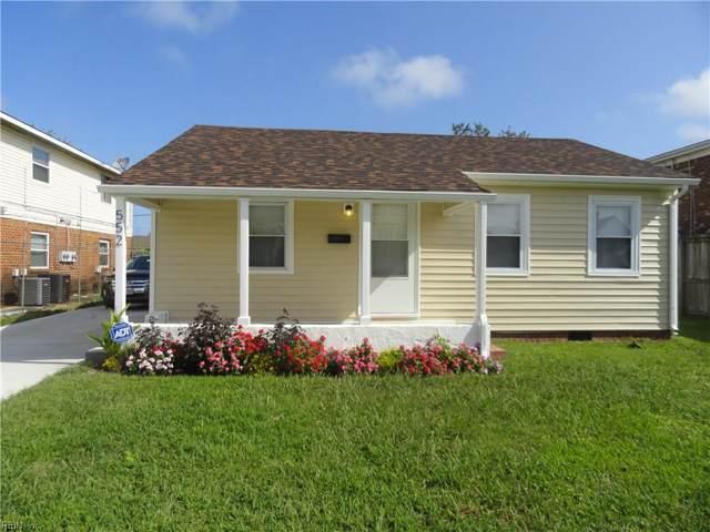 552 Ashlawn Dr, Norfolk, VA 23505 (MLS #10281580) :: Chantel Ray Real Estate