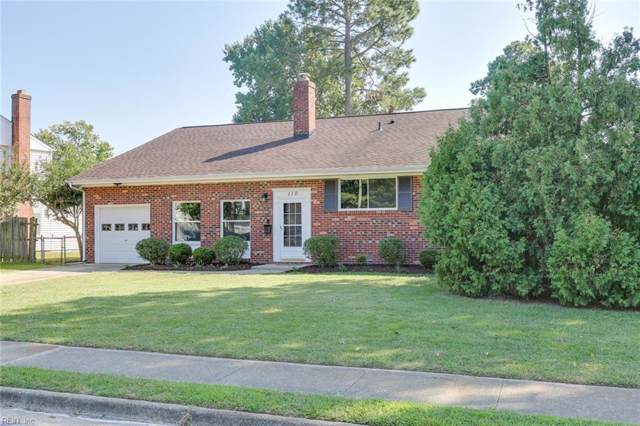 110 Santa Clara Dr, Hampton, VA 23666 (MLS #10281596) :: Chantel Ray Real Estate