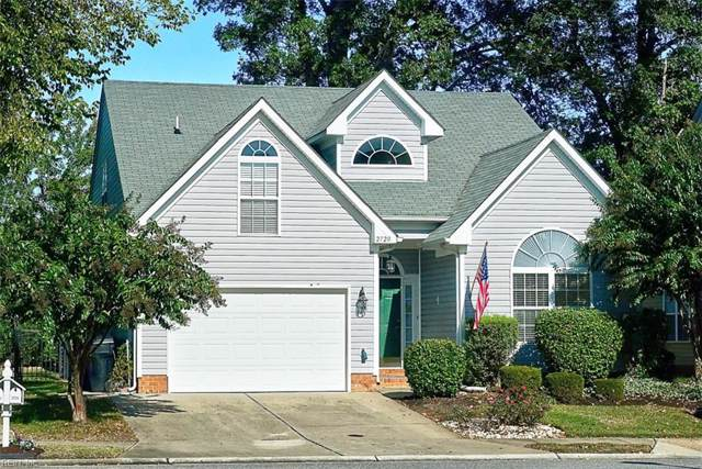 2720 Einstein Dr, Virginia Beach, VA 23456 (#10281642) :: Rocket Real Estate