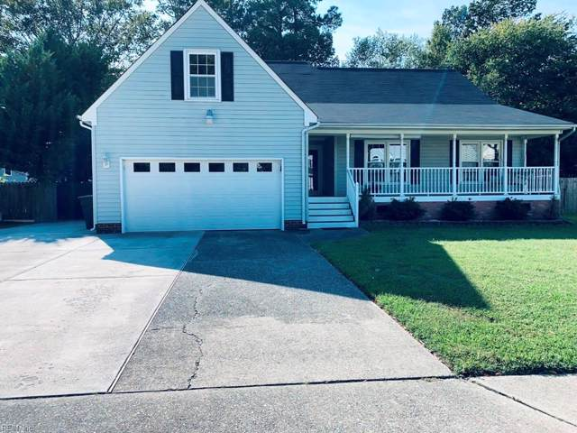 13 Woodsman Rd, Hampton, VA 23666 (#10282668) :: Atkinson Realty