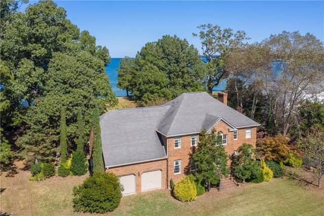 864 Hills Bay Dr, Mathews County, VA 23076 (#10283717) :: Abbitt Realty Co.