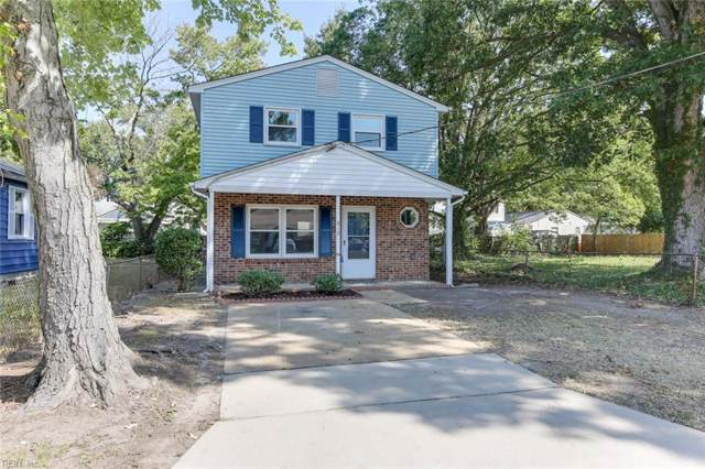 812 Ridgeway Ave, Hampton, VA 23661 (#10283805) :: Momentum Real Estate