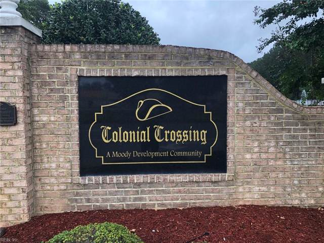 459 Old Colonial Way #301, Newport News, VA 23608 (#10283874) :: Abbitt Realty Co.