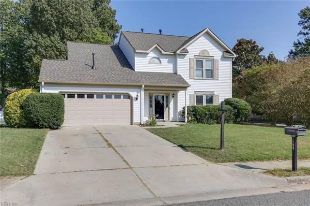 100 Holloway Dr, Hampton, VA 23666 (MLS #10284039) :: Chantel Ray Real Estate