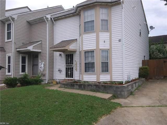 812 Tuition Ct, Virginia Beach, VA 23462 (MLS #10284304) :: Chantel Ray Real Estate