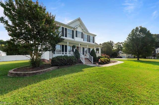 2002 Sarahs Cove Dr, Gloucester County, VA 23072 (MLS #10284646) :: Chantel Ray Real Estate
