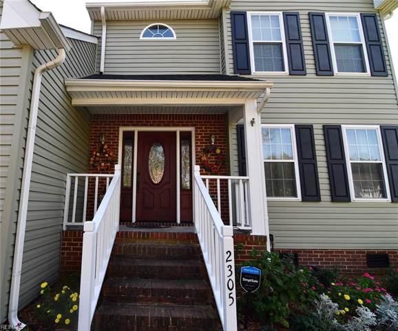 2305 Eagle Dr, Chesapeake, VA 23323 (#10284842) :: Rocket Real Estate
