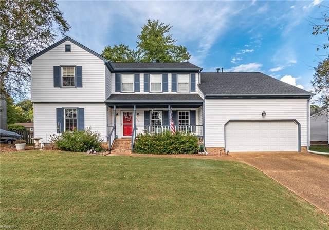 113 Canvasback Trl, Newport News, VA 23602 (#10285037) :: Rocket Real Estate