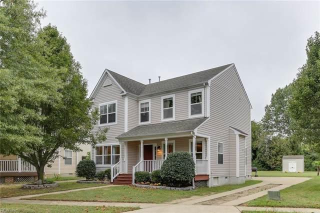 8 Regal Way, Hampton, VA 23669 (MLS #10285658) :: Chantel Ray Real Estate