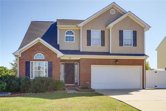 925 Avery Way, Virginia Beach, VA 23464 (#10285803) :: Atkinson Realty