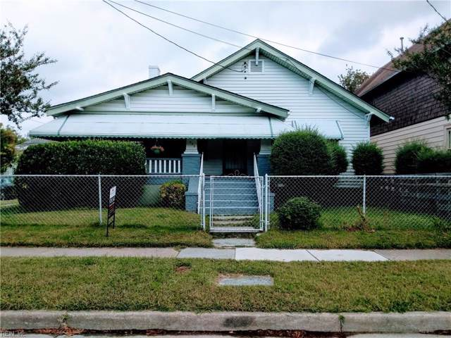900 Pollard St, Norfolk, VA 23504 (#10285812) :: The Kris Weaver Real Estate Team