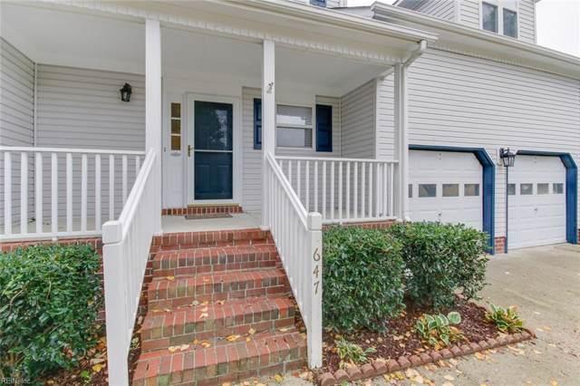 647 Edgewood Arch, Chesapeake, VA 23322 (MLS #10286034) :: Chantel Ray Real Estate