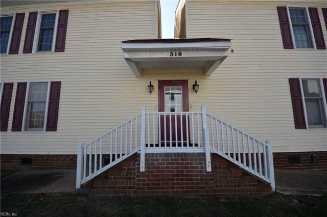 318 Washington St D, Portsmouth, VA 23704 (#10286148) :: AMW Real Estate