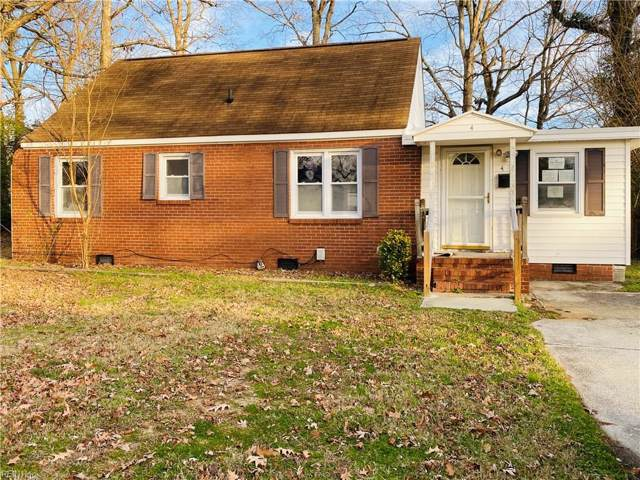 4 Richland Dr, Newport News, VA 23608 (MLS #10286606) :: Chantel Ray Real Estate