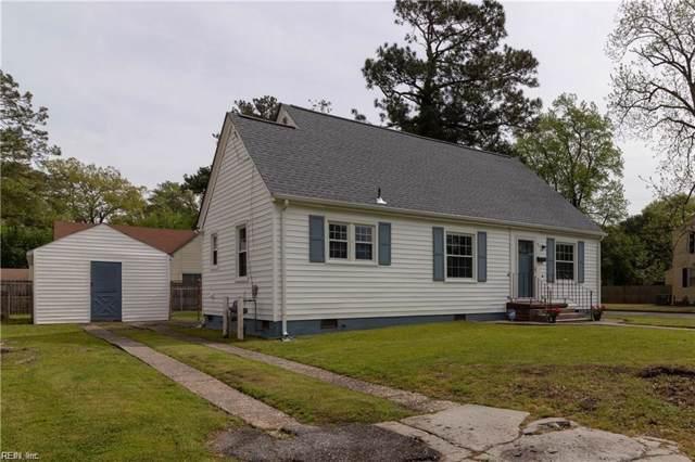 85 Dahlgren Ave, Portsmouth, VA 23702 (#10287384) :: Rocket Real Estate