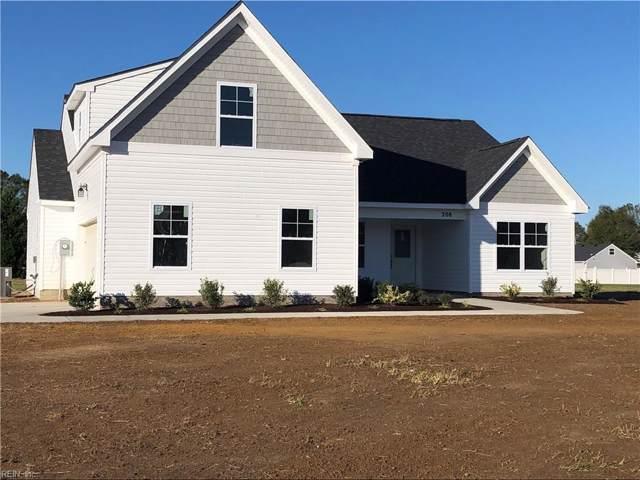208 Kings Ln, Southampton County, VA 23851 (#10287479) :: Rocket Real Estate