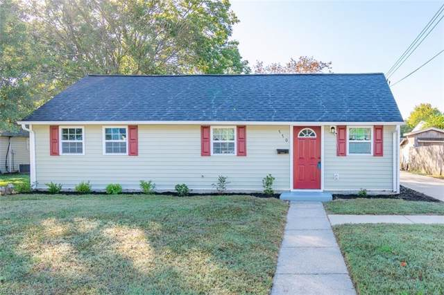 110 Winthrop Ter, Hampton, VA 23666 (#10287616) :: Upscale Avenues Realty Group