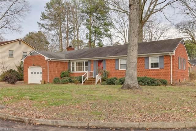 130 Edmond Dr, Newport News, VA 23606 (MLS #10287790) :: Chantel Ray Real Estate
