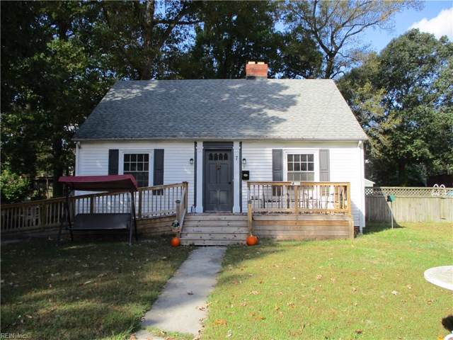 7 Irwin St, Portsmouth, VA 23702 (#10288010) :: Berkshire Hathaway HomeServices Towne Realty