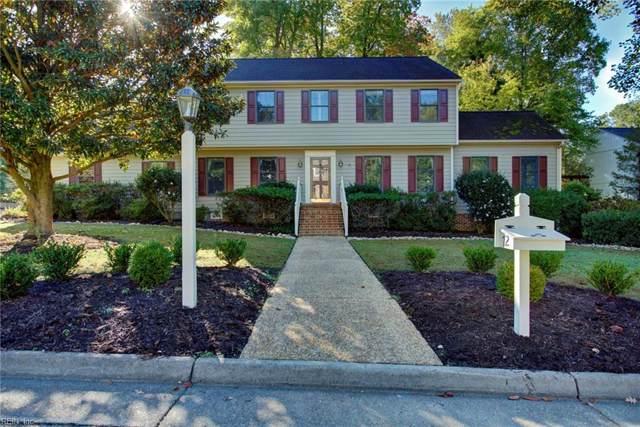 72 Queens Ct, Newport News, VA 23606 (MLS #10288192) :: Chantel Ray Real Estate