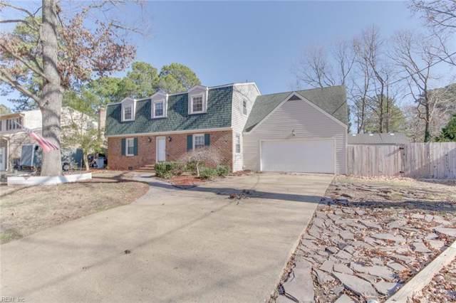512 King Arthur Dr, Virginia Beach, VA 23464 (MLS #10288204) :: Chantel Ray Real Estate