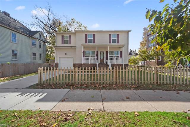 115 W 36th St, Norfolk, VA 23504 (MLS #10288418) :: Chantel Ray Real Estate