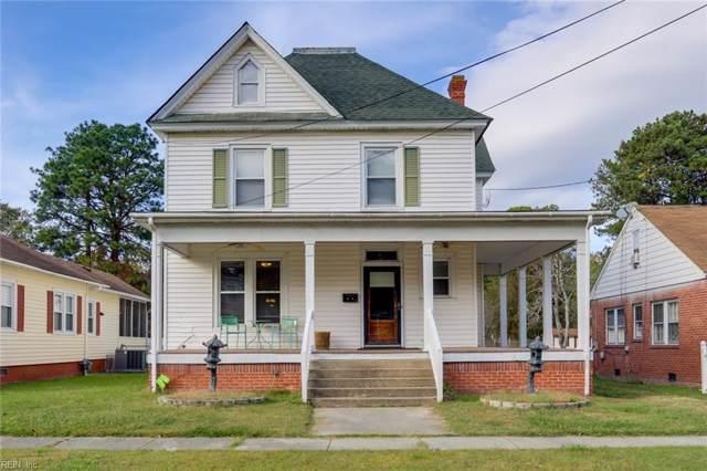 214 Highland Ave, Suffolk, VA 23434 (MLS #10288626) :: Chantel Ray Real Estate