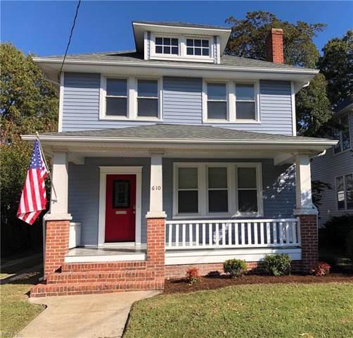 610 Carolina Ave, Norfolk, VA 23508 (#10288812) :: Upscale Avenues Realty Group