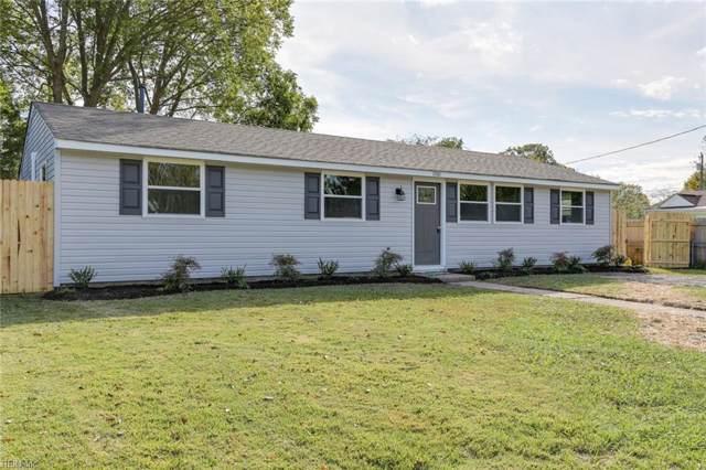 1500 Canavan Dr, Hampton, VA 23663 (#10289127) :: Abbitt Realty Co.