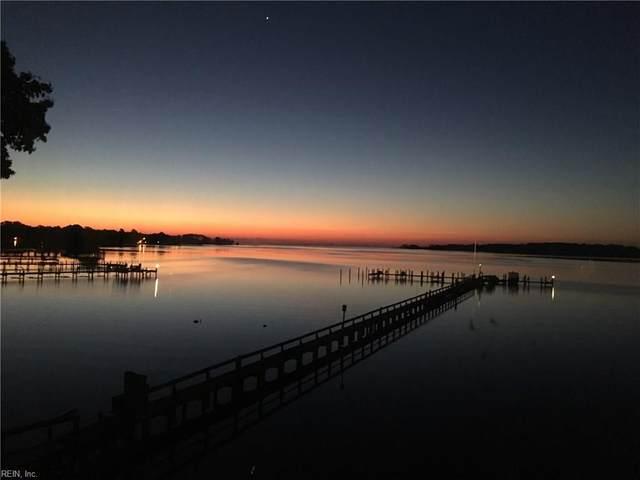 377 Callis Wharf Rd, Mathews County, VA 23066 (#10289306) :: Kristie Weaver, REALTOR