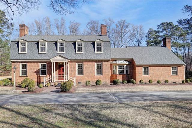 23145 Shands Dr, Southampton County, VA 23837 (#10289390) :: Berkshire Hathaway HomeServices Towne Realty
