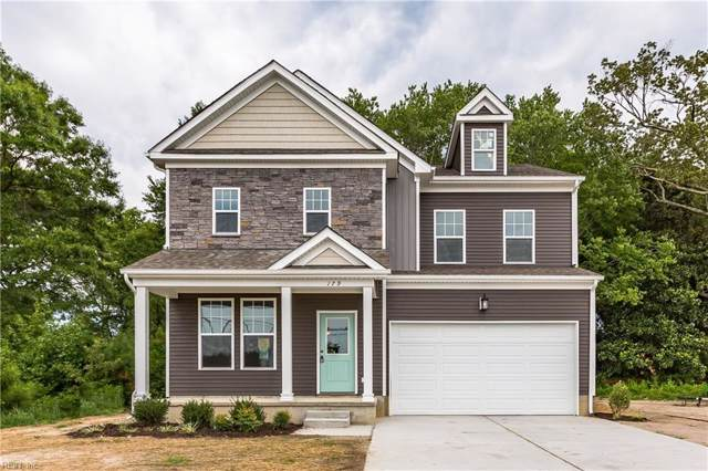 185 Pine Chapel Rd, Hampton, VA 23666 (#10289407) :: Austin James Realty LLC