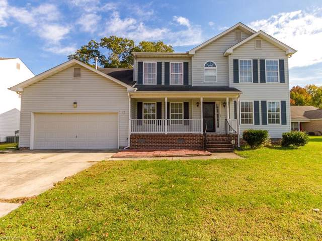 11 Keller Ct, Hampton, VA 23666 (#10289453) :: Abbitt Realty Co.